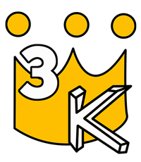 3kings Cleaning LLC Logo